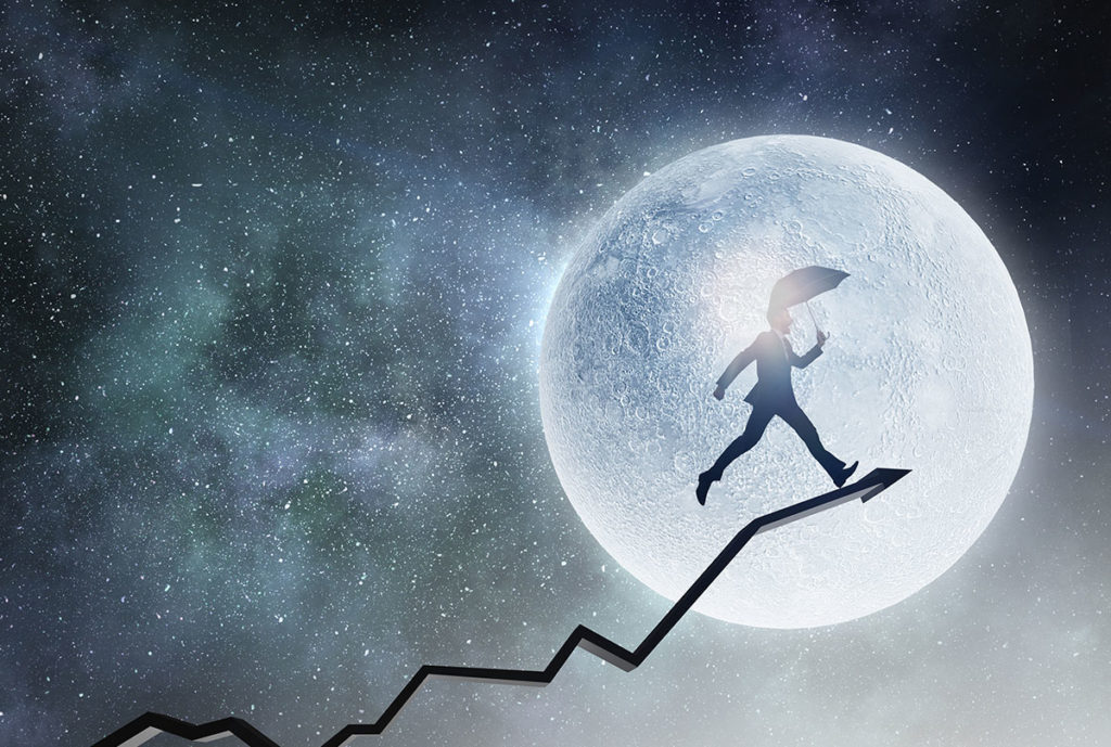 新月から満月 の具体的な過ごし方【3つのポイント】