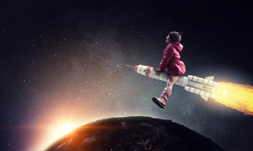 新月と満月を活用するだけで、人生は2倍の速度で発展する!